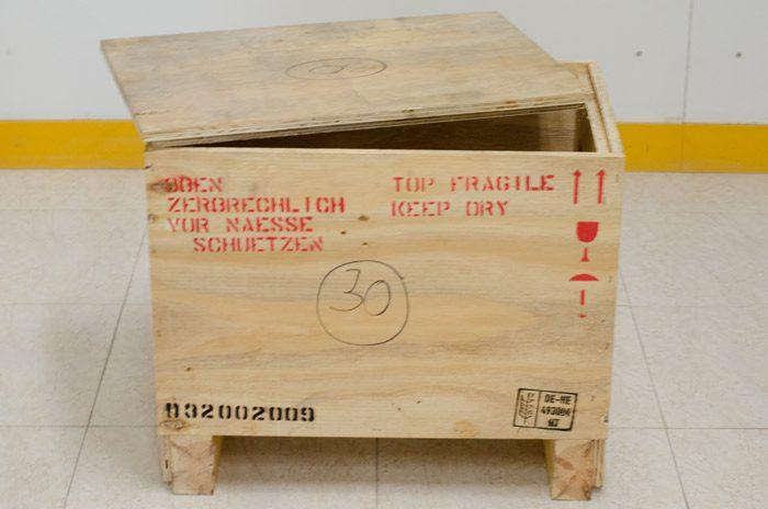 caja de embalaje diy
