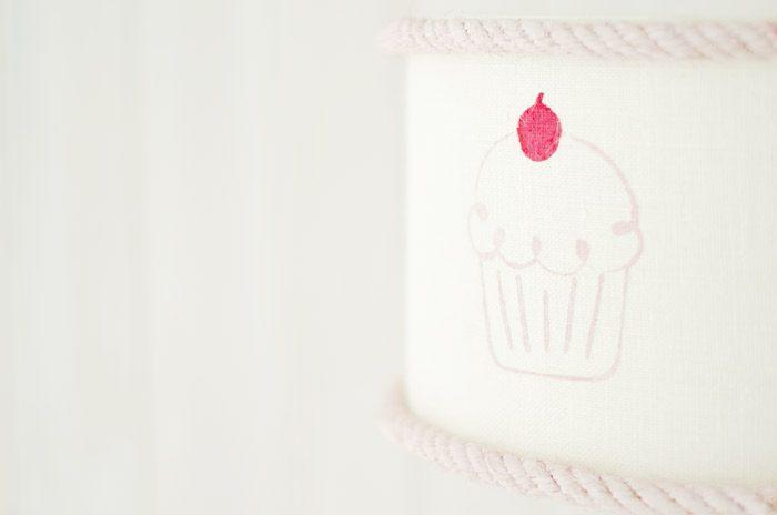 pantalla muy dulce cup cake annie sloan