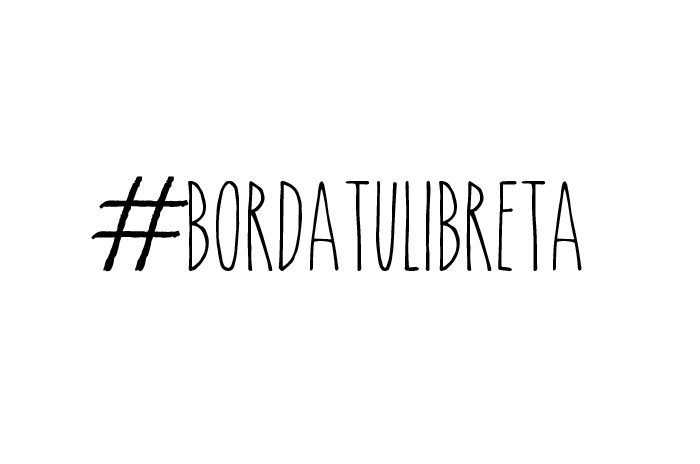 hastag bordatulibreta concurso instagram