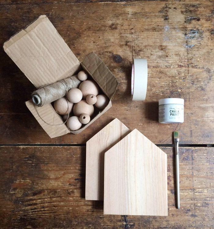 material para diy madera  y chalk paint Annie Sloan