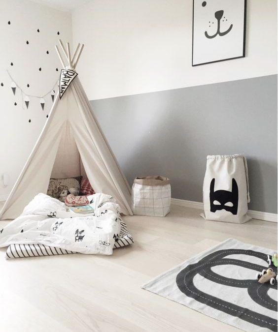 Crea tu habitación Montessori
