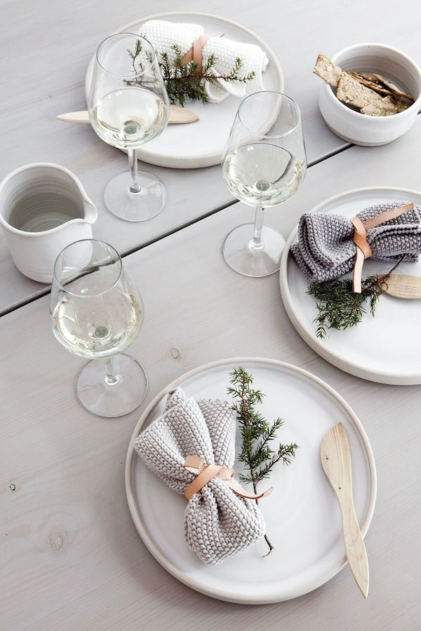Cómo decorar tu mesa esta Navidad