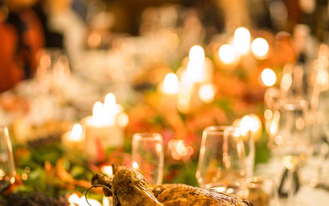 Celebrando Acción de Gracias