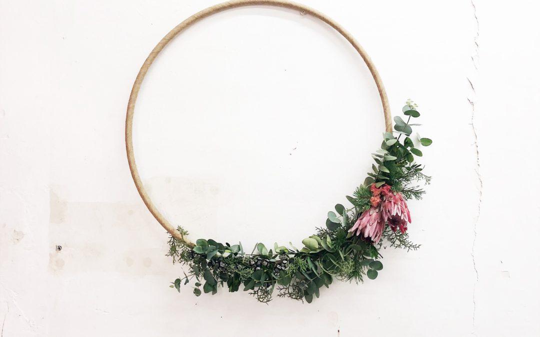 DIY: tu corona de Navidad