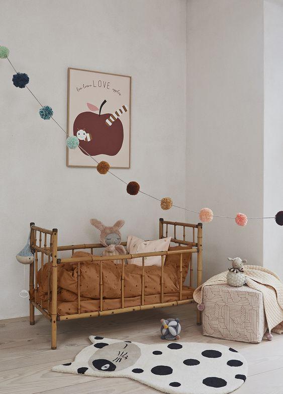 Ideas para decorar el cuarto de tu bebé