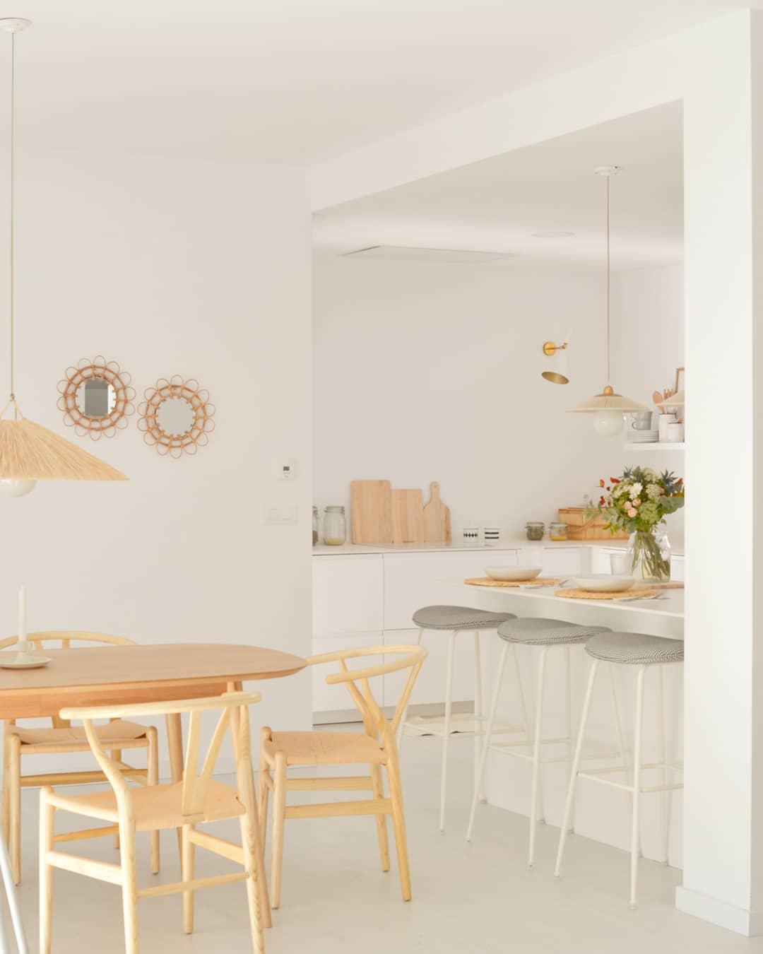 Una casa de nueva construcción en Granada