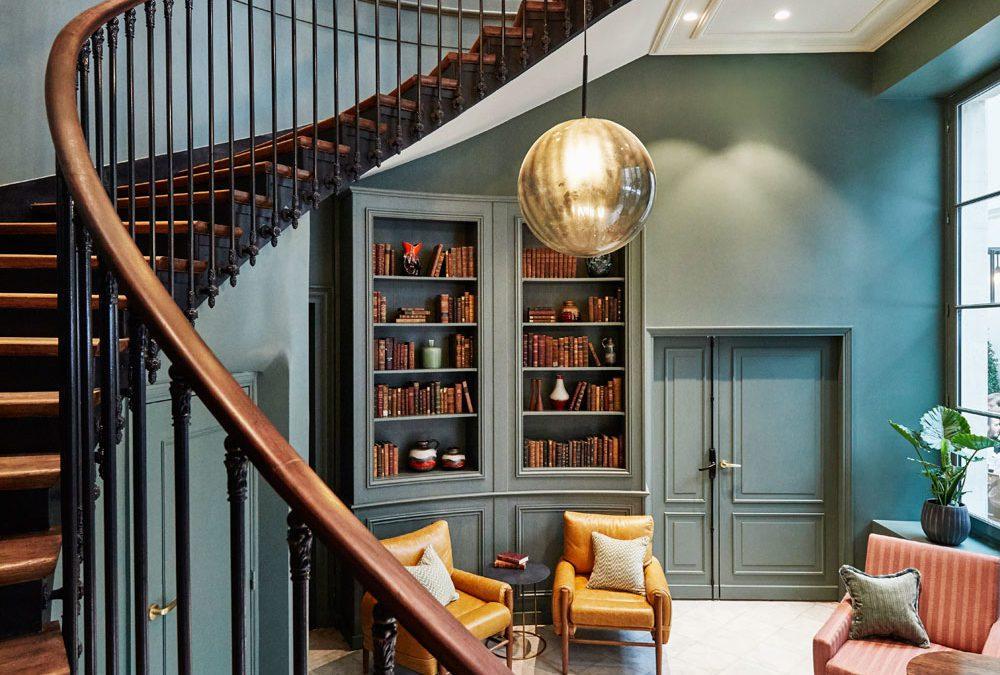 El hotel más cool de París