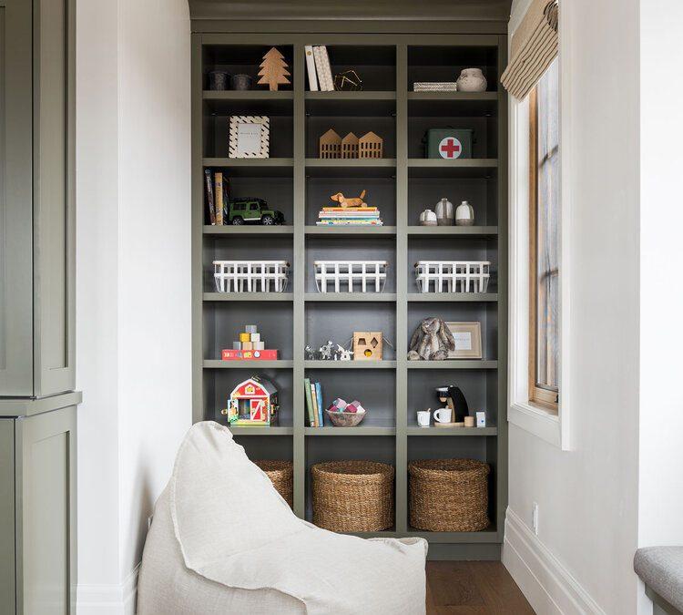 3 claves para mantener las habitaciones infantiles ordenadas